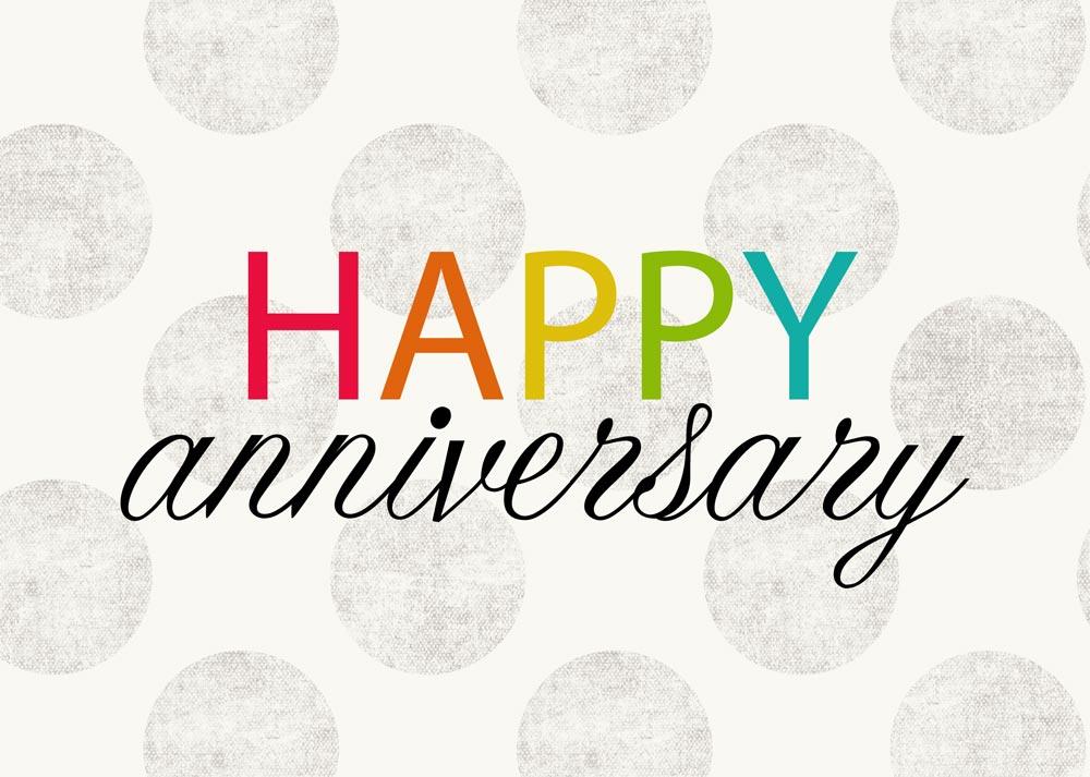 Happy Work Anniversary 5 Cdo Hub